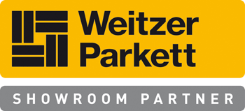Weitzer Parkett Showroompartner Logo